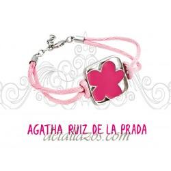 Pulsera de Rosa Agatha Ruíz