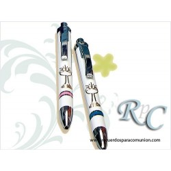 Bolígrafos decorados Comunión