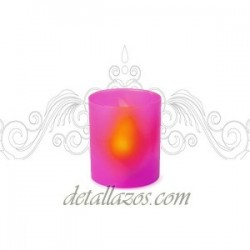 Velas electricas Led