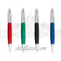 Bolígrafos metálicos baratos