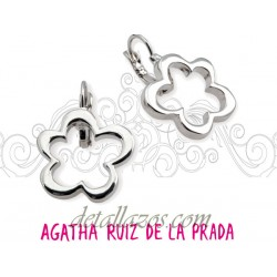 Pendiente de flor Agatha Ruiz de la Prada