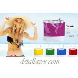 Bolsos para la playa personalizados para mujer