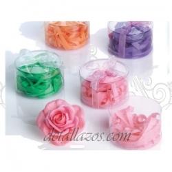 Jabón de flor