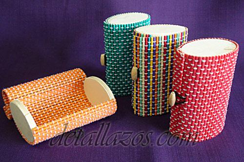 Cajita ovalada de decoracion decora tus regalos tu misma for Decoracion de cajas
