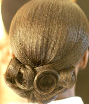 recogidos bajos para novias - Peinados Bajos