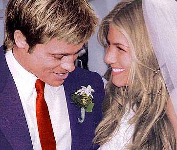 Vestidos de novia civil famosas