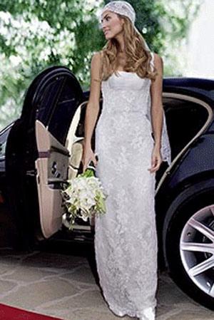 boda de fonsi nieto y ariadne artiles, vestidos de novias famosas