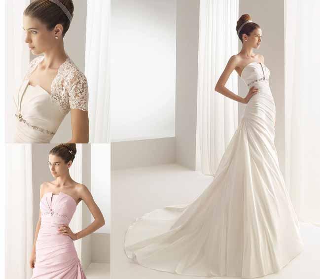 Vestidos novia 2010