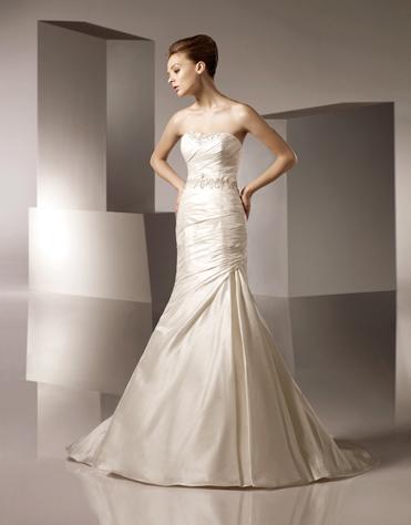 catalogo de vestidos de novia. vestido novia anjolique