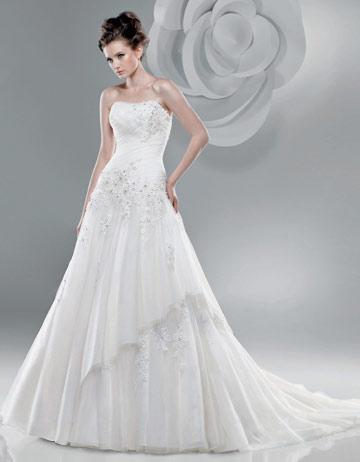 Vestido de novia Anjolique