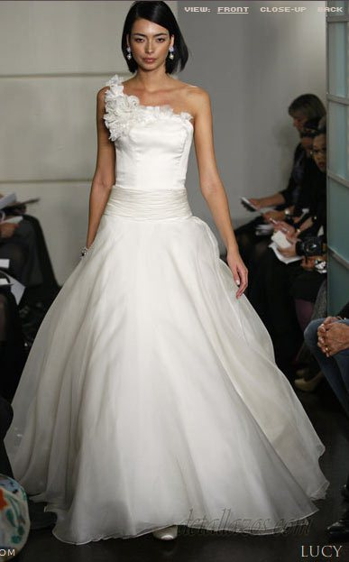 badgley mischka novias