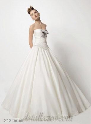 christian Lacroix trajes novias