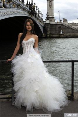 200a38fea1 Cymbeline Vestidos Vestidos De Novia Corazon De Novia pqRvWpn