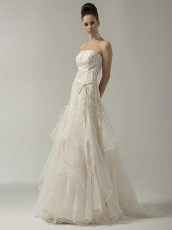 inmaculada garcia catalogo 2011, vestido de novia inmaculada garcia