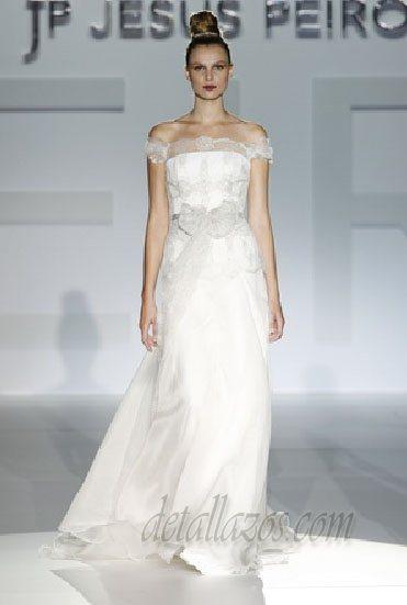 Vestidos de novia medievales madrid