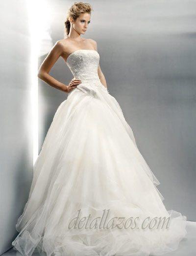 vestidos de novia 1998