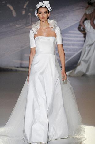 vestidos de novia jesus peiro precios | mejores vestidos de novia