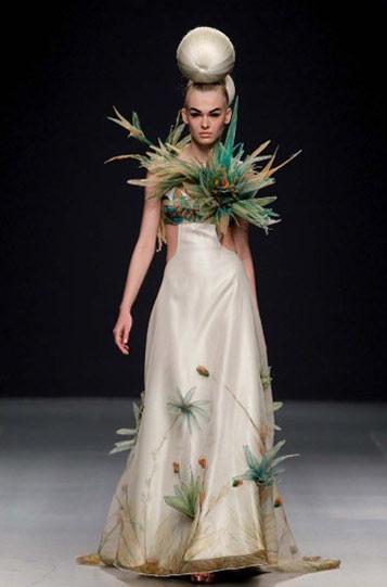 Jorge Terra trajes y vestidos Novias