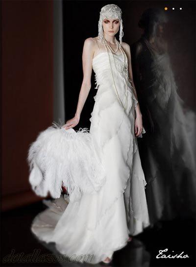 Josechu Santana trajes de novias