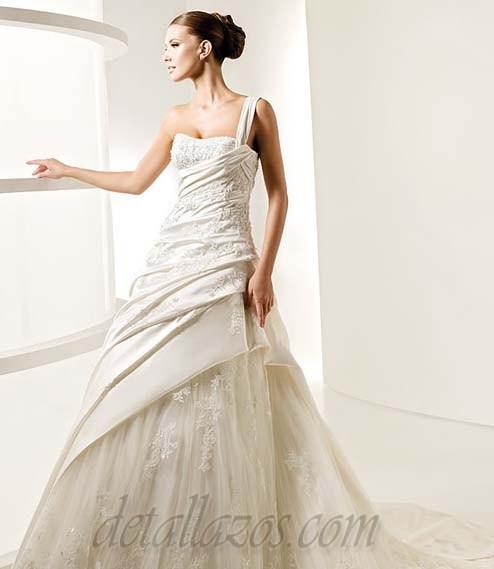la sposa colección 2010, vestido de novia la sposa novias, novias