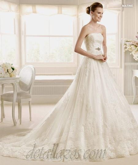 la sposa 2013 2 vestidos de novia