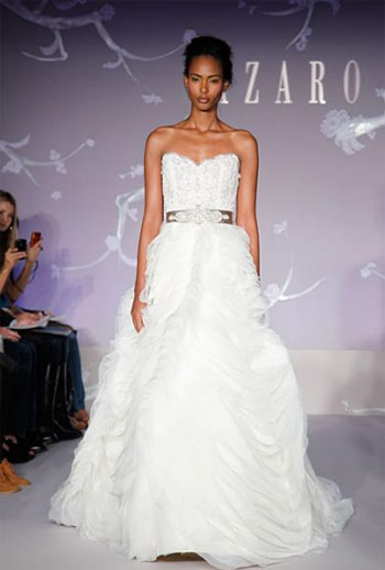 lazaro vestidos novias