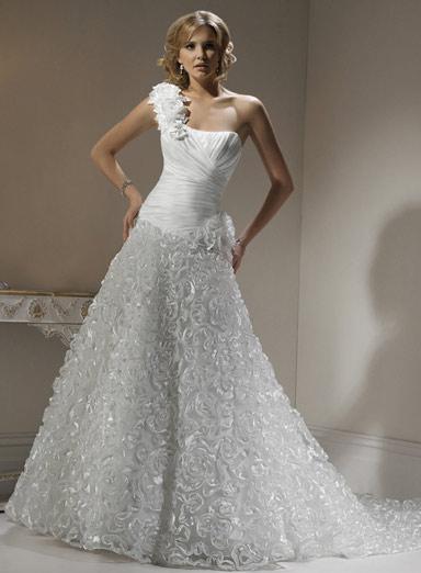 Maggie Sottero coleccion 2011 14, Vestido de novia Maggie Sottero ...