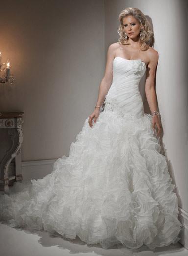 Maggie Sottero coleccion 2011 22, Vestido de novia Maggie Sottero ...