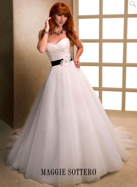 Maggie Sottero 2013 2 coleccion Vestido de novia Maggie Sottero ...