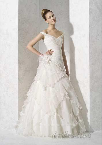 martha blanc 2009 11, vestido de novia, novias, vestido de boda
