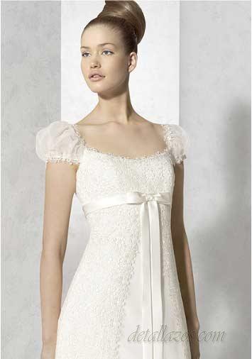 vestidos de novia medievales de martha blanc