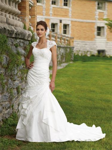 Mon Cheri vestido de novias