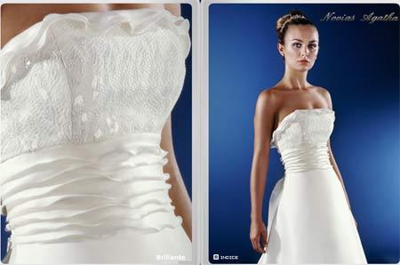 novias agatha - vestidos de novia de agatha