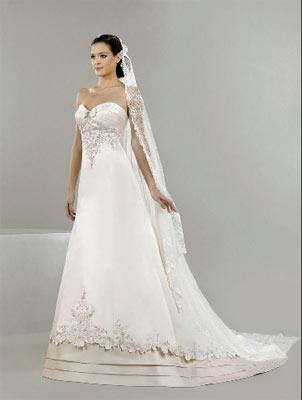 catalogo de vestidos de novia. 2009, Vestido de Novias