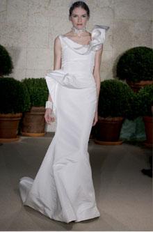 Oscar de la Renta vestidos de novias