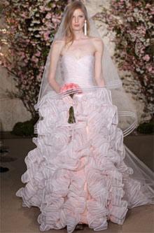 colección Oscar de la Renta novias