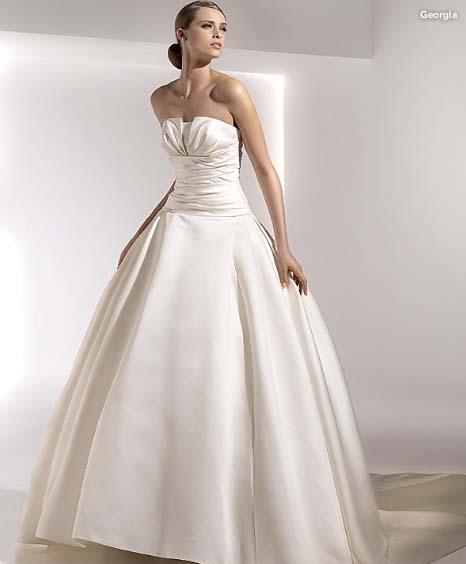pronovias colección 2010 vestido, vestido de novia, novias, vestido