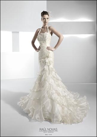 Vestidos flamencos de novia