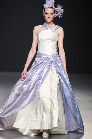 Ruben Perlotti trajes de novias