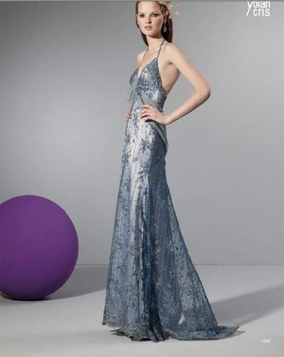 catalogo yolan cris vestidos de fiesta coleccion 2010