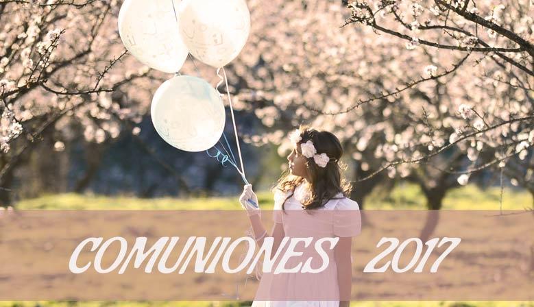 Recuerdos de comuniones