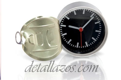 reloj escritorio