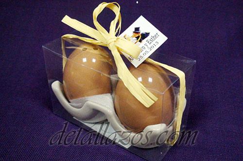 Saleros de huevos para bodas detalles de bodas - Saleros originales ...