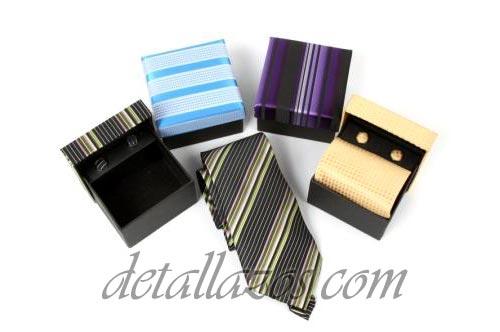 set de corbata  gemelos