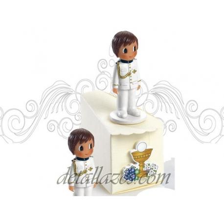Cajitas niño almirante en blanco