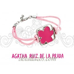 Pulsera de Rosa Agatha Ruíz