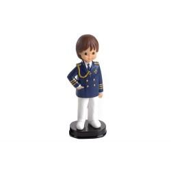 Figurita Niño almirante