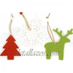 Adornos para el árbol de navidad personalizado