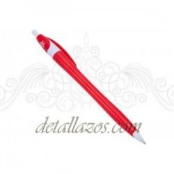 bolígrafo navideño barato personalizado