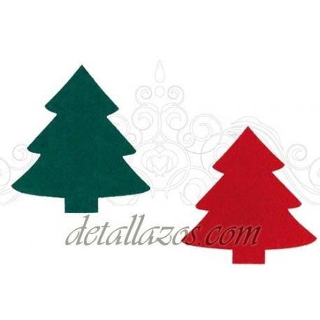 iman abeto de navidad personalizable para empresas